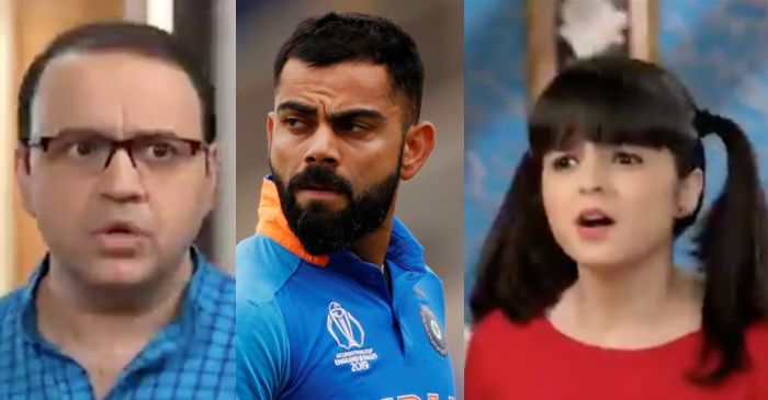 Taarak Mehta Ka Ooltah Chashmah roasts Virat Kohli for the 2019 World Cup semi-final exit