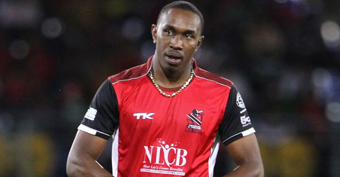 CPL 2019: Trinbago Knight Riders' Dwayne Bravo ruled out of the entire season