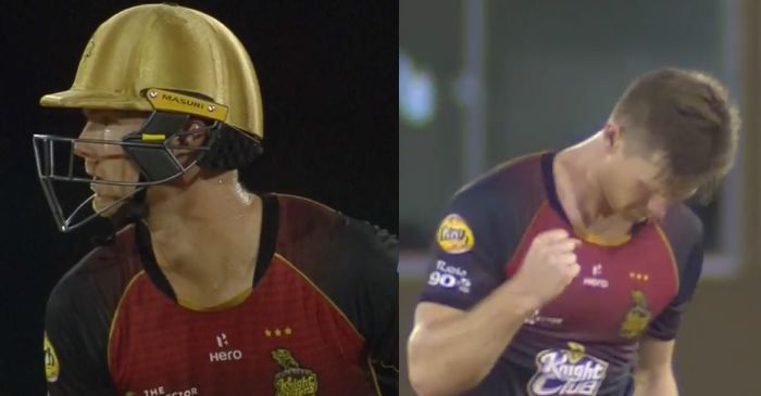CPL 2019: James Neesham, Kieron Pollard shine as Trinbago Knight Riders defeated St Kitts and Nevis Patriots in the opening match