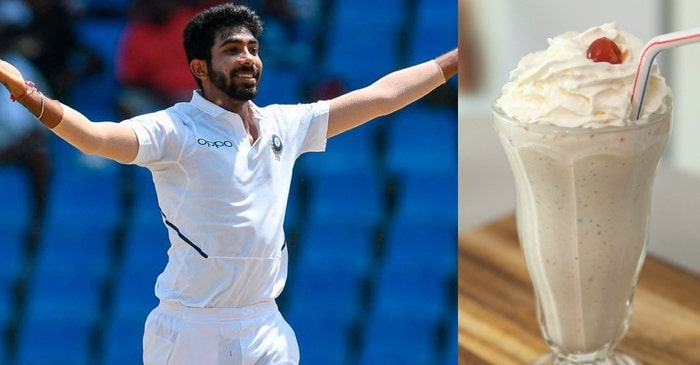 Jasprit Bumrah opens about his childhood inspirations and his love for milkshakes