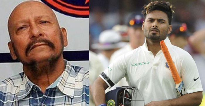 It's unfair that Pant will be playing in all formats: Syed Kirmani on Rishabh Pant's selection