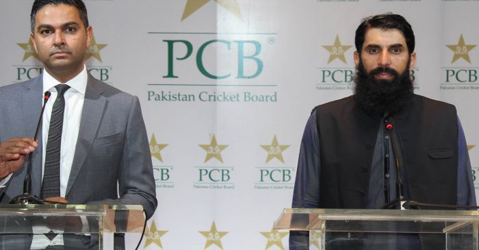 I know expectations are high: Misbah-ul-Haq has his say after being named Pakistan head coach and chief selector