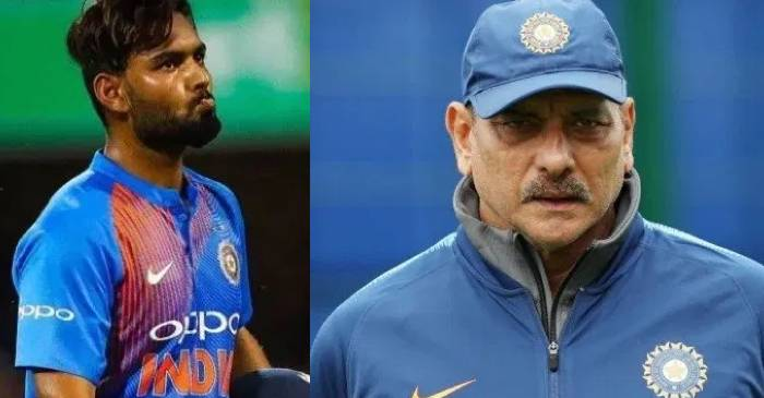 'Am I there only to play tabla?' – Ravi Shastri opens up about his comments on Rishabh Pant