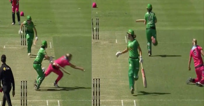WBBL|05 – WATCH: Ellyse Perry's brilliance to run-out Katey Martin
