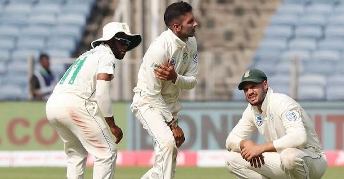 India vs South Africa 2019: Injured Keshav Maharaj ruled out of 3rd Test, replacement announced