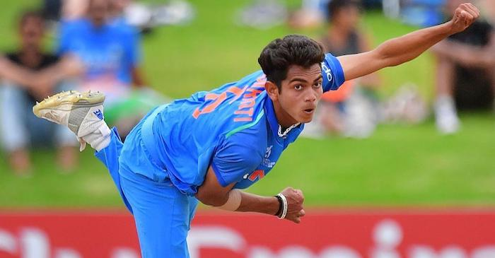 Young pacer Kamlesh Nagarkoti named in India squad for Emerging Teams Asia Cup 2019