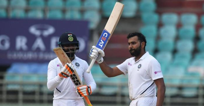 IND vs SA 1st Test: Cricket world lauds Rohit Sharma as he slams second consecutive century
