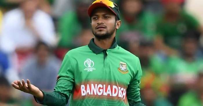 Twitter goes berserk as ICC imposes ban on Shakib Al Hasan for two years