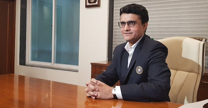 Sourav Ganguly promises to run BCCI the same way he led Team India
