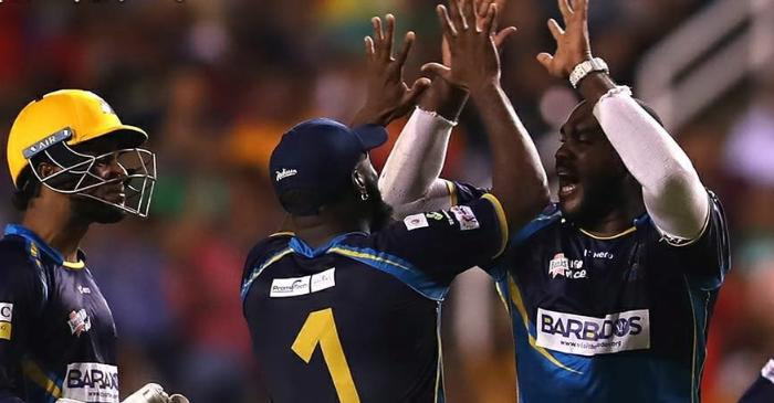 CPL 2019 Final: Twitter hails Barbados Tridents as they win their second Caribbean Premier League title