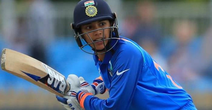 Smriti Mandhana ruled out of ODI series against South Africa, replacement announced