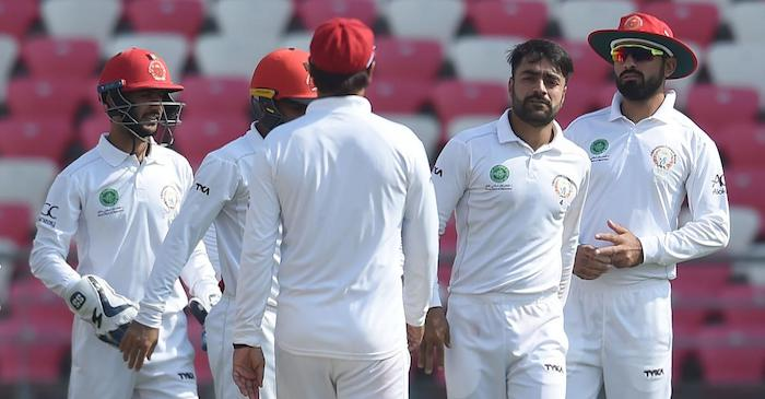 Afghanistan announce squad for the Windies Test