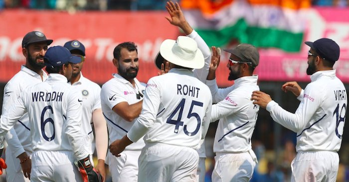 Twitter erupts as India thrash Bangladesh by an innings and 130 runs in just 3 days