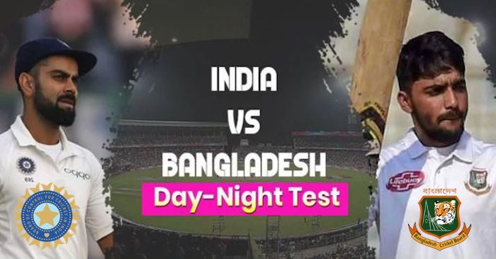India vs Bangladesh Day-Night Test: Match timings, dew factor, pitch report and probable XI