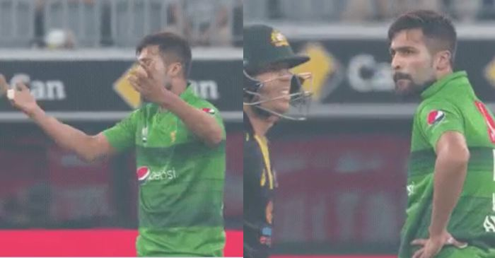 Mohammad Amir, David Warner