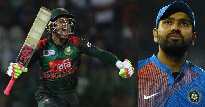 IND vs BAN 2019: Twitter erupts as Mushfiqur Rahim propels Bangladesh to beat India for the first time in T20Is