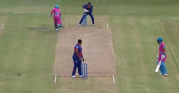 WATCH: Quinton de Kock does an MS Dhoni to dismiss Andile Phehlukwayo in MSL 2019