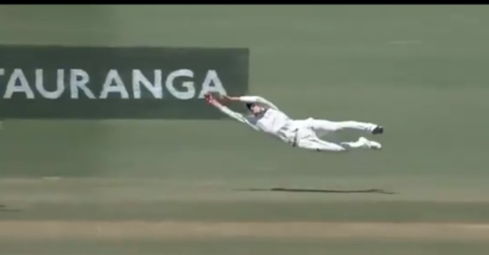 Santner catch