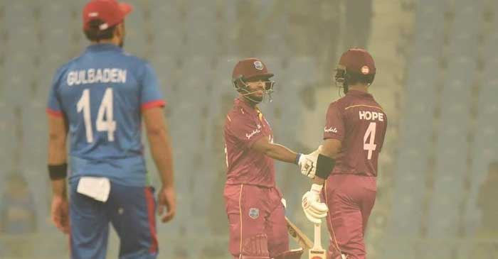 Shai Hope, Roston Chase