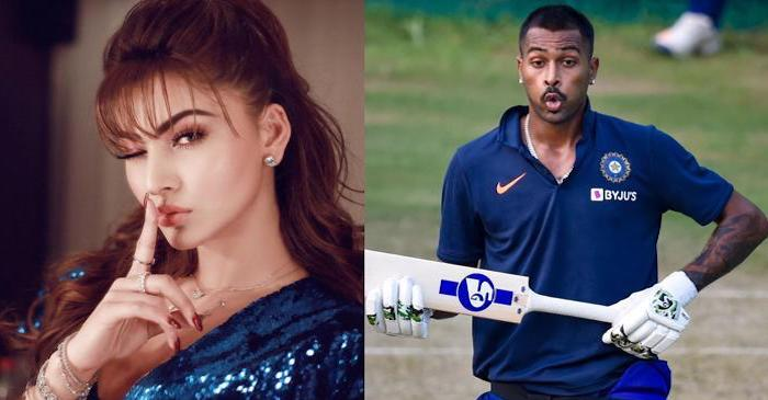 Actress Urvashi Rautela breaks silence amid reports of affair with Hardik Pandya