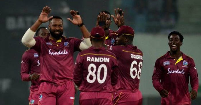 West Indies ODI, T20I squad