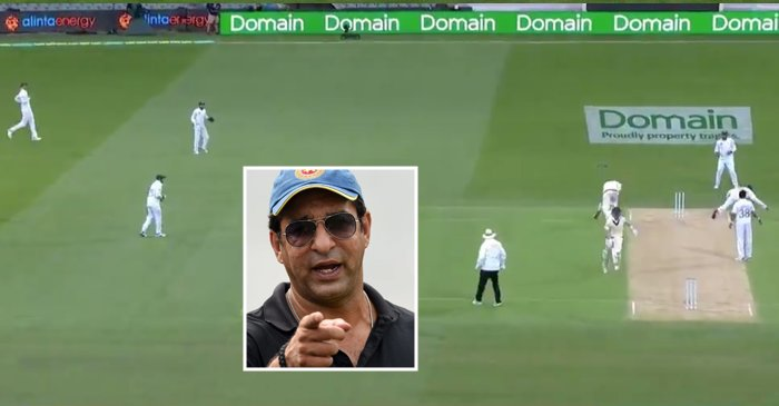 Wasim Akram criticises Pakistan's fielding against Australia in the Adelaide Test