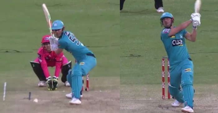 WATCH: Chris Lynn lights up the SCG with a 35 ball 94 in BBL| 09