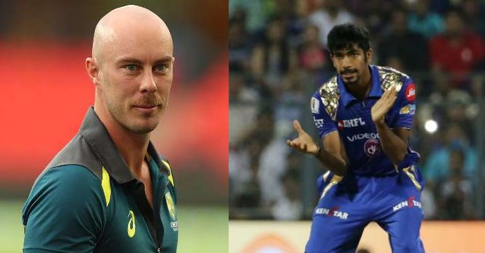 Chris Lynn, Jasprit Bumrah
