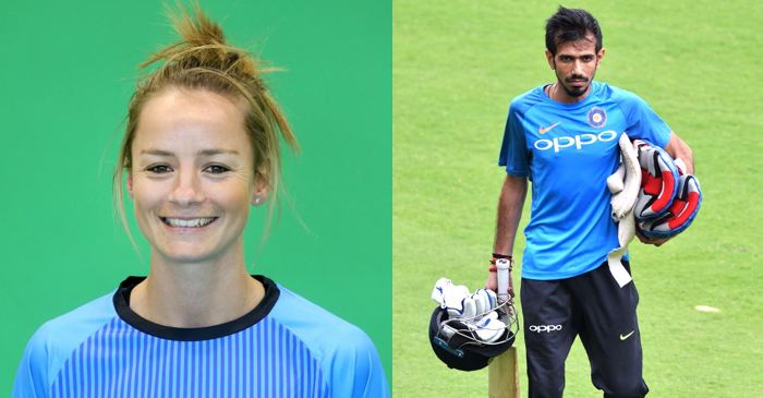 IND vs WI 2019: Yuzvendra Chahal trolled by Danielle Wyatt on Instagram