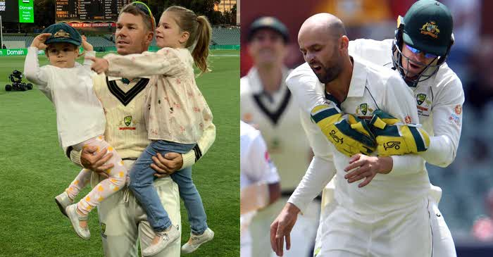 David Warner, Nathan Lyon