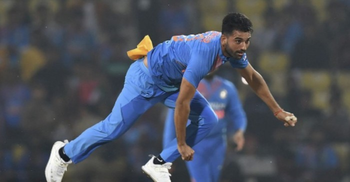 Deepak Chahar ruled out of ODI series decider against West Indies; replacement announced
