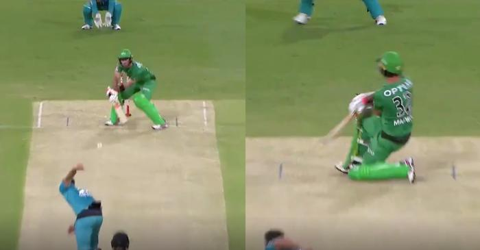 WATCH: Glenn Maxwell's magical hits against Brisbane Heat in BBL|09