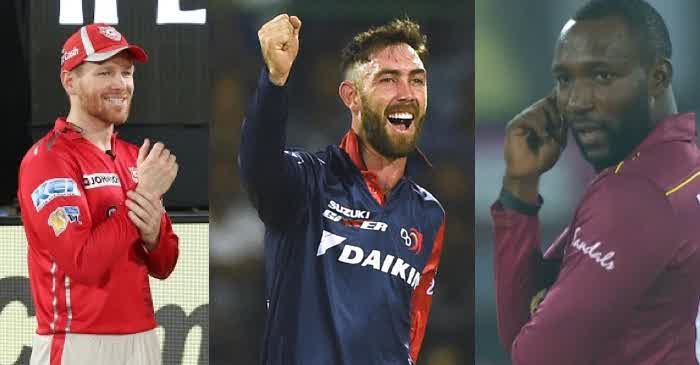 IPL 2020: 332 players shortlisted for the auction; Eoin Morgan and Glenn Maxwell likely to spark a bidding war