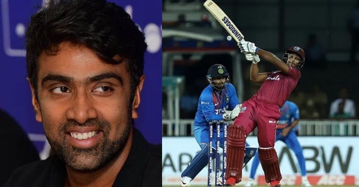 IND vs WI 2019: Ravichandran Ashwin eulogizes Nicholas Pooran for his match-winning cameo in 2nd T20I