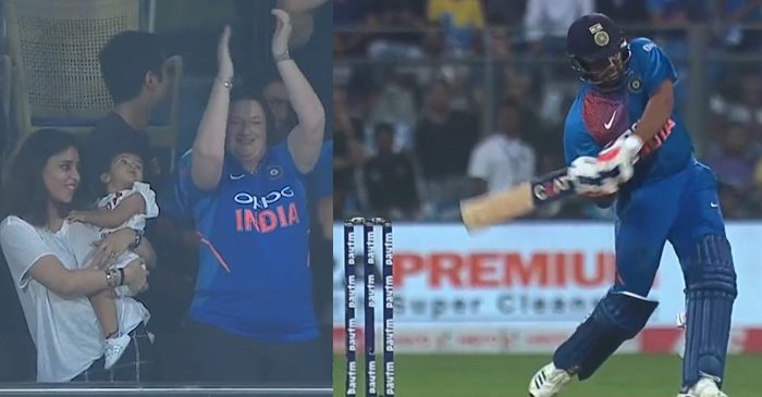 Twitter erupts as Rohit Sharma becomes fastest batsman to smash 400 international sixes