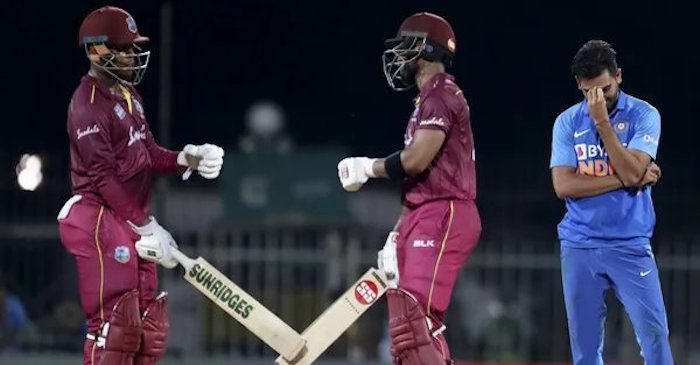 Shimron Hetmyer, Shai Hope