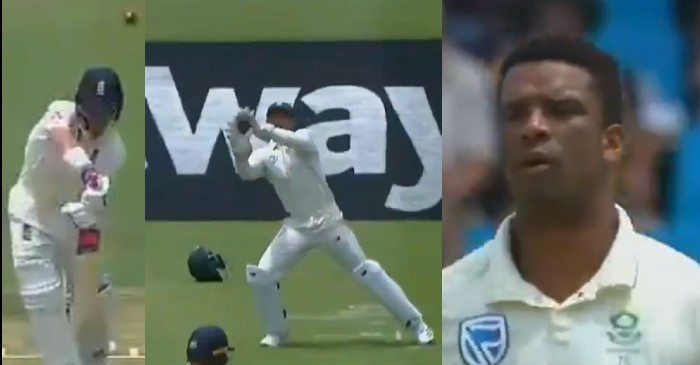 SA vs ENG, 1st Test: Vernon Philander bowls an unplayable delivery to dismiss Rory Burns, here's the video
