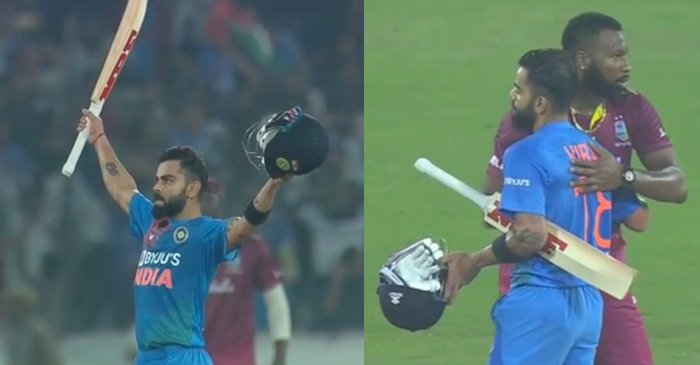 Virat Kohli vs West Indies