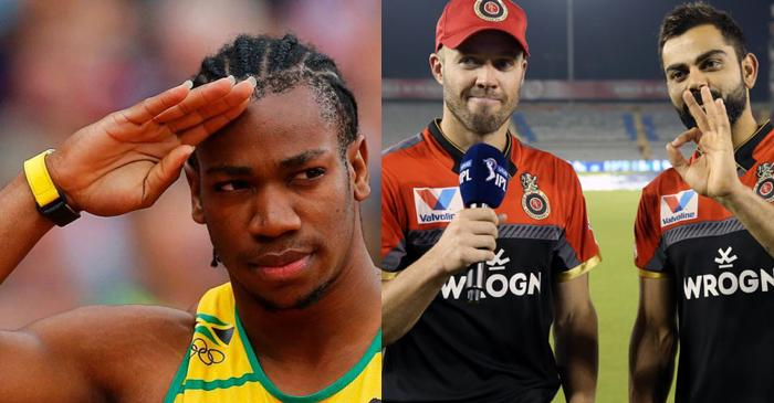 Yohan Blake can play in the IPL but RCB has a special condition