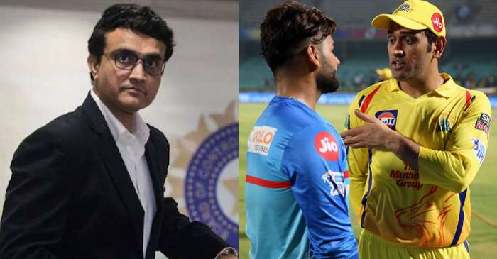 Sourav Ganguly reveals his IPL Fantasy XI; picks Rishabh Pant ahead of MS Dhoni