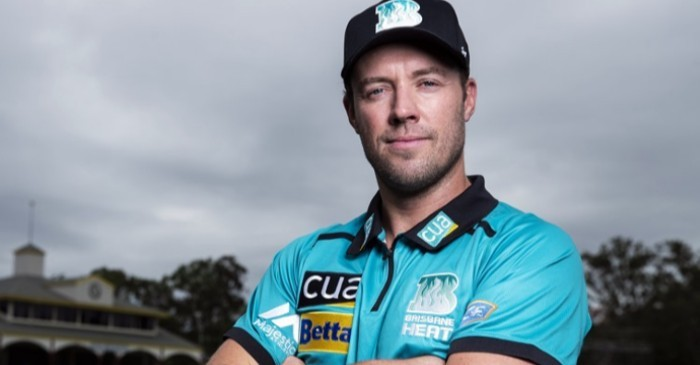 AB de Villiers names his favorite players in the Big Bash League