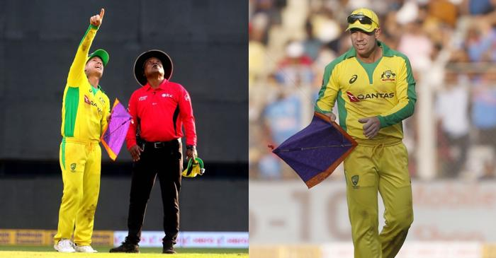 WATCH: When a kite stopped play during India vs Australia first ODI at Wankhede