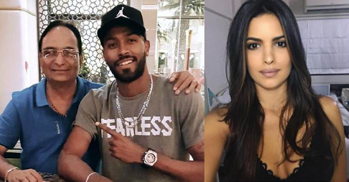 Hardik Pandya's father reacts on his son's engagement with Natasa Stankovic