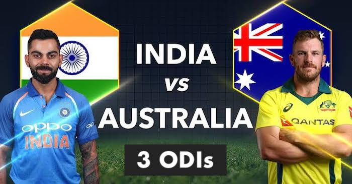 India Vs Australia 2020 Schedule Squads Match Timings Tv