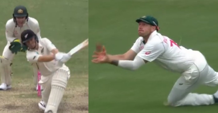 WATCH: James Pattinson takes a blinder to dismiss Todd Astle in Sydney Test