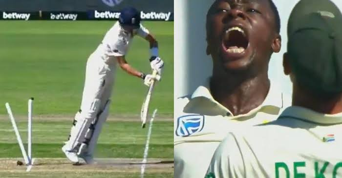 Joe Root, Kagiso Rabada