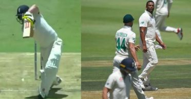 SA vs ENG: Vernon Philander fined in his farewell Test for swearing at Jos Buttler