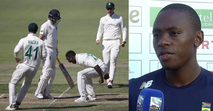 Kagiso Rabada finally opens up on his ban for celebration against Joe Root