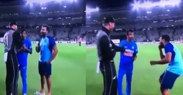 NZ vs IND: Martin Guptill hilariously uses a cuss word for Yuzvendra Chahal; Rohit Sharma can't stop laughing