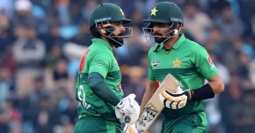 Twitter Reactions: Babar Azam, Mohammad Hafeez guide Pakistan to their first T20I series win since October 2018